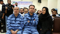 زن اعدامی در مافیای خودروی ایران کیست؟ / نجوا لاشیدایی و وحید بهزادی را بشناسید! + عکس چهره باز