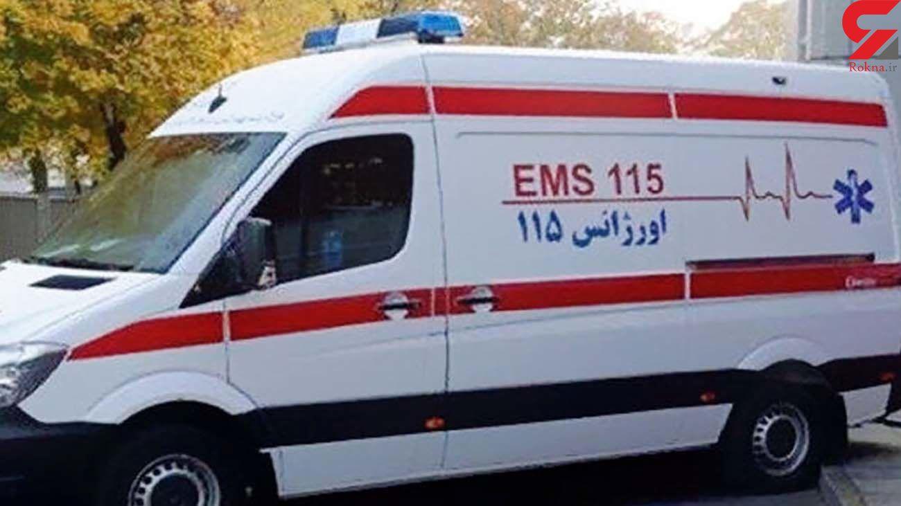 آمبولانسهای بدون پلاک در تهران چه میکنند؟