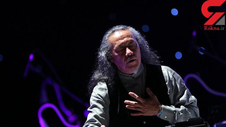 کنسرت «کیتارو»در تهران لغو شد