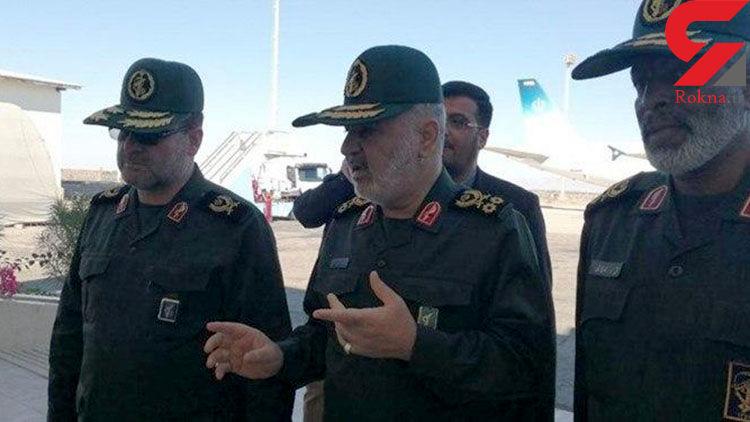 سردار سلامی: تمام امکانات سپاه به مناطق سیلزده میآید/ بیمارستان پیشرفته صحرایی امروز راه اندازی میشود