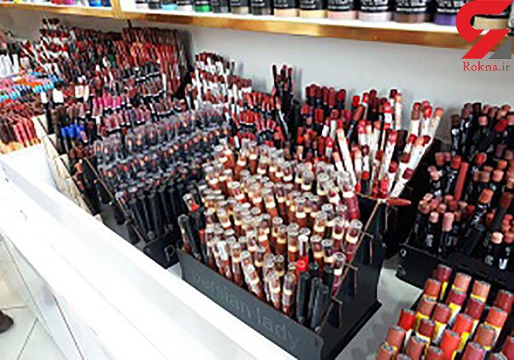 کشف بیش از ۱۸ هزار قلم لوازم آرایشی و بهداشتی قاچاق در بوکان