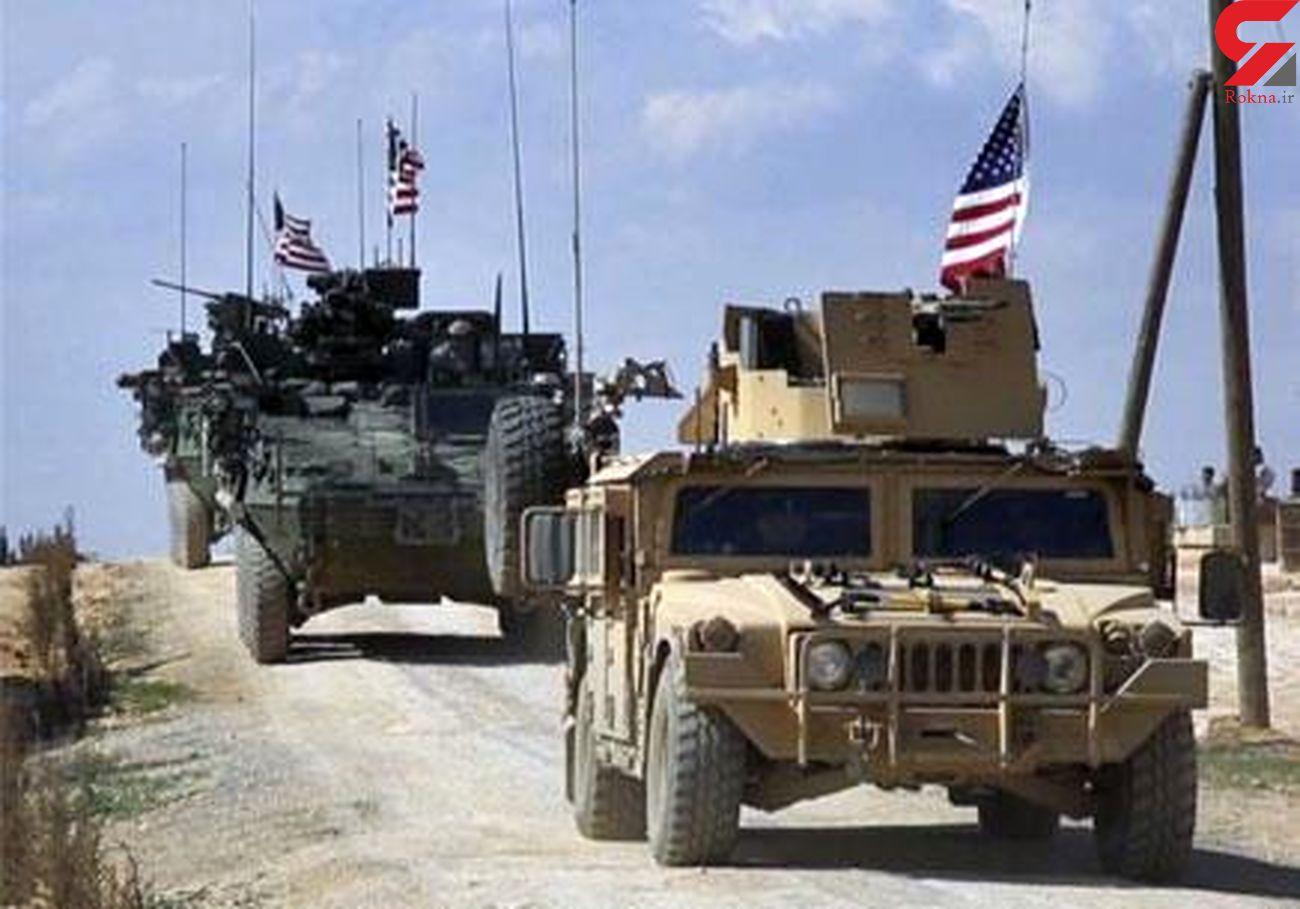انفجار دو بمب در مسیر کاروان آمریکا در عراق