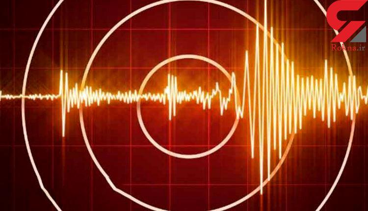 زلزله 3 ریشتری در ایذه