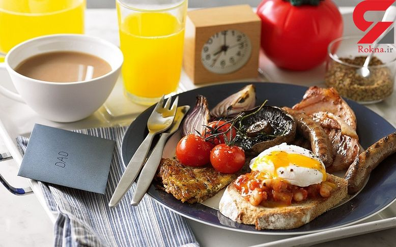 صبحانه بخورید خوش اندام شوید