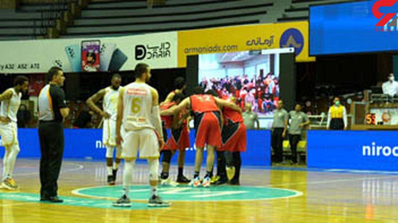 شهرداری گرگان قهرمان این دوره از مسابقات لیگ برتر بسکتبال شد