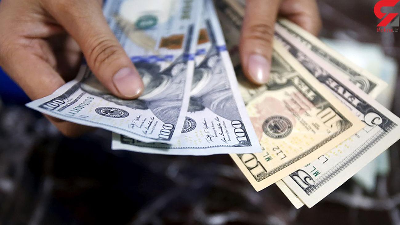 قیمت دلار و قیمت یورو امروز دوشنبه 25 اسفند + جدول