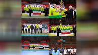 تیم ملی والیبال نشسته مردان ایران قهرمان آسیا شد +عکس