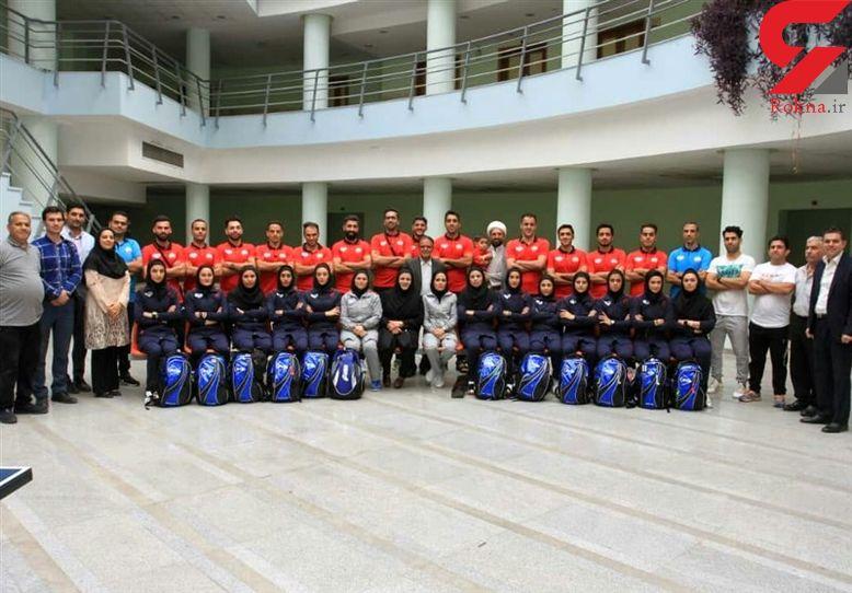 تیمهای ملی هاکی برای حضور در مسابقات قهرمانی آسیا به تایلند اعزام شدند