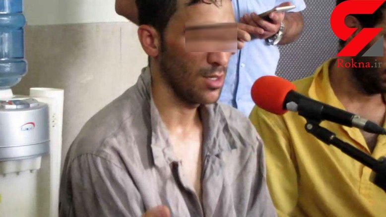 ناگفته های تلخ پدر قاتل بنیتا از پسرش در چند قدمی اعدام + عکس