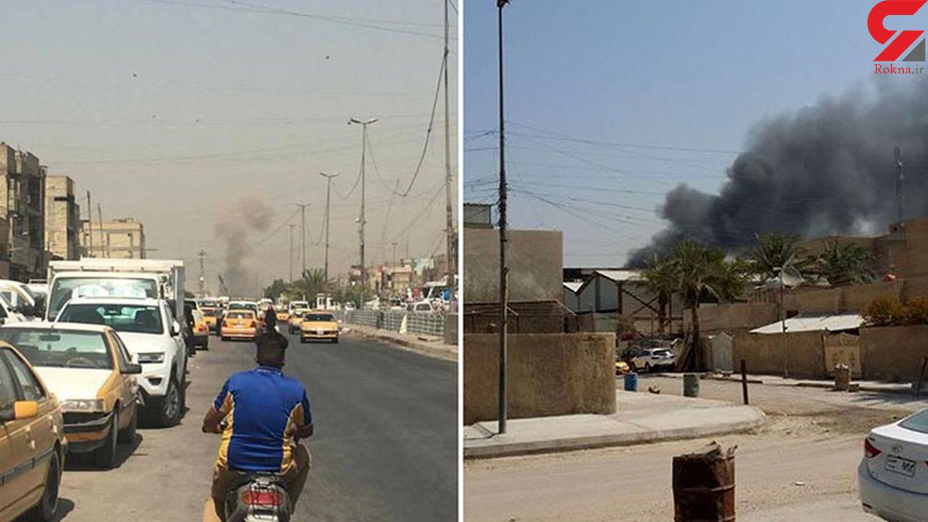 انفجار مهیب در بغداد / هنوز اطلاعاتی کاملی در دست نیست