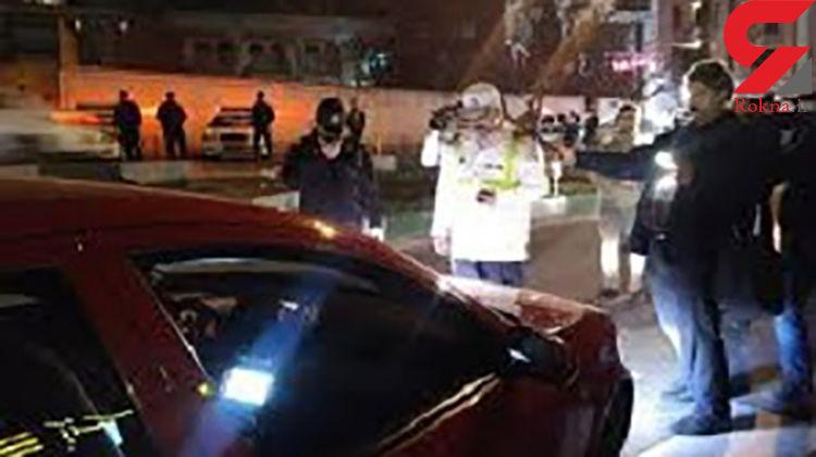 توقیف یک هزار و ۳۸۰ خودروی دور دور کننده در اصفهان