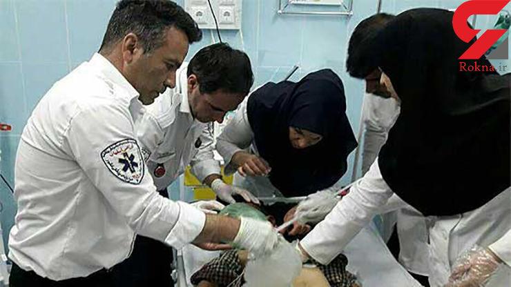 مرگ دلخراش کودک 8 ساله در روستای علی عرب اصفهان