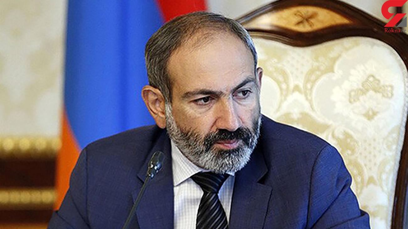 پاشینیان ادعاهای تازه علیاف علیه ایران و ارمنستان را تکذیب کرد