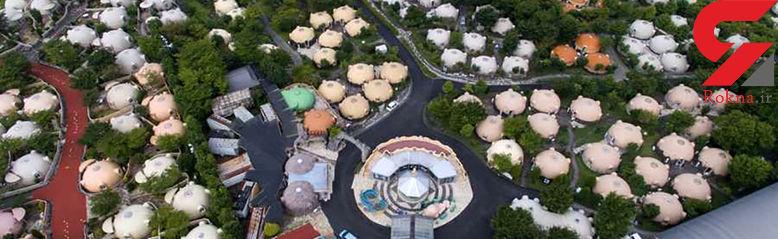 خانه های ضد زلزله گنبدی در ژاپن