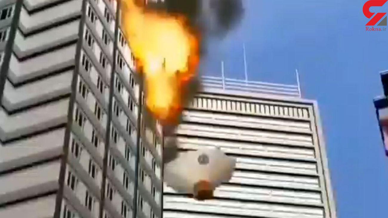 دستگاهی برای کاهش تلفات آتش سوزی + فیلم