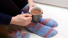 درمان سردی پاها با ترفندهای خانگی