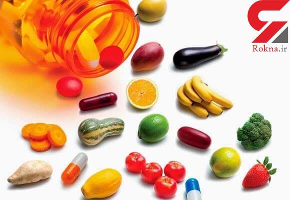 نشانه های کمبود ویتامین در بدن را بشناسید