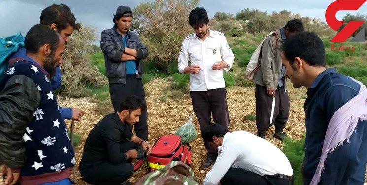 صاعقه 2 کشته و مصدوم در شهرستان بویراحمد برجای گذاشت