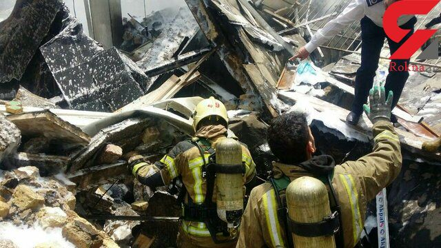 لحظه انفجار تاکسی سمند در غرب تهران / 3 تن کشته شدند + فیلم و عکس