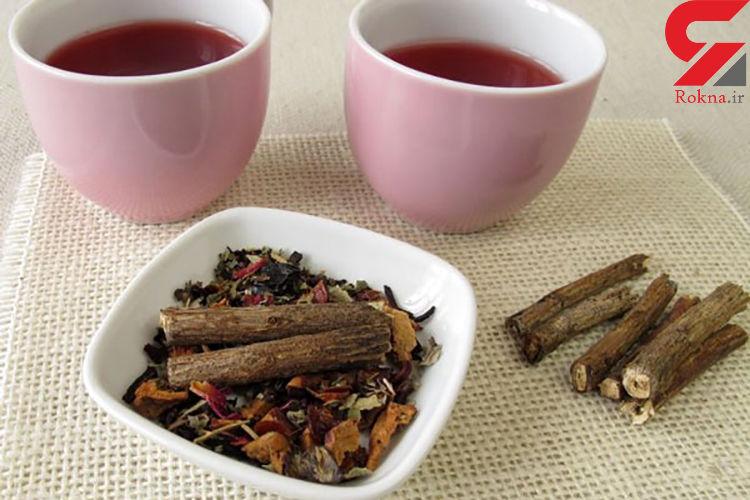 درمان گلودرد با خوشمزه ترین چای های گیاهی