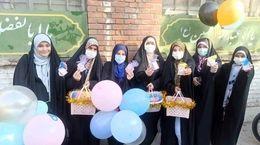 برگزاری مفصل روز دختر در اسلامشهر + فیلم و عکس