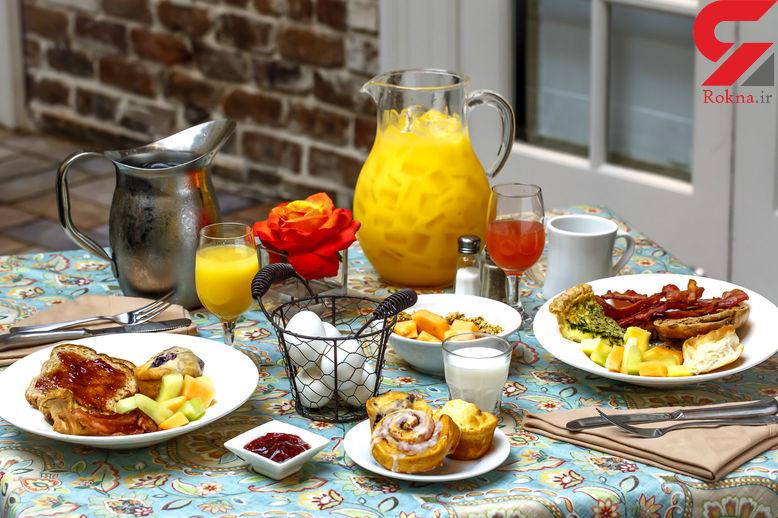لاغری فوری با خوشمزه ترین صبحانه/صبحانه ای که نابودکننده چربی هاست