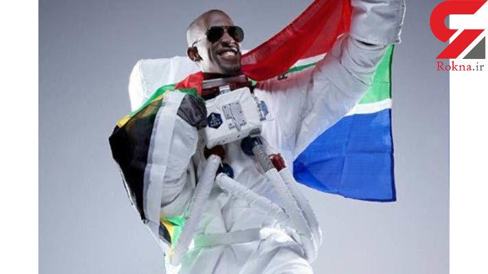 نخستین آفریقایی که قرار بود به فضا سفر کند در تصادف جان باخت + عکس