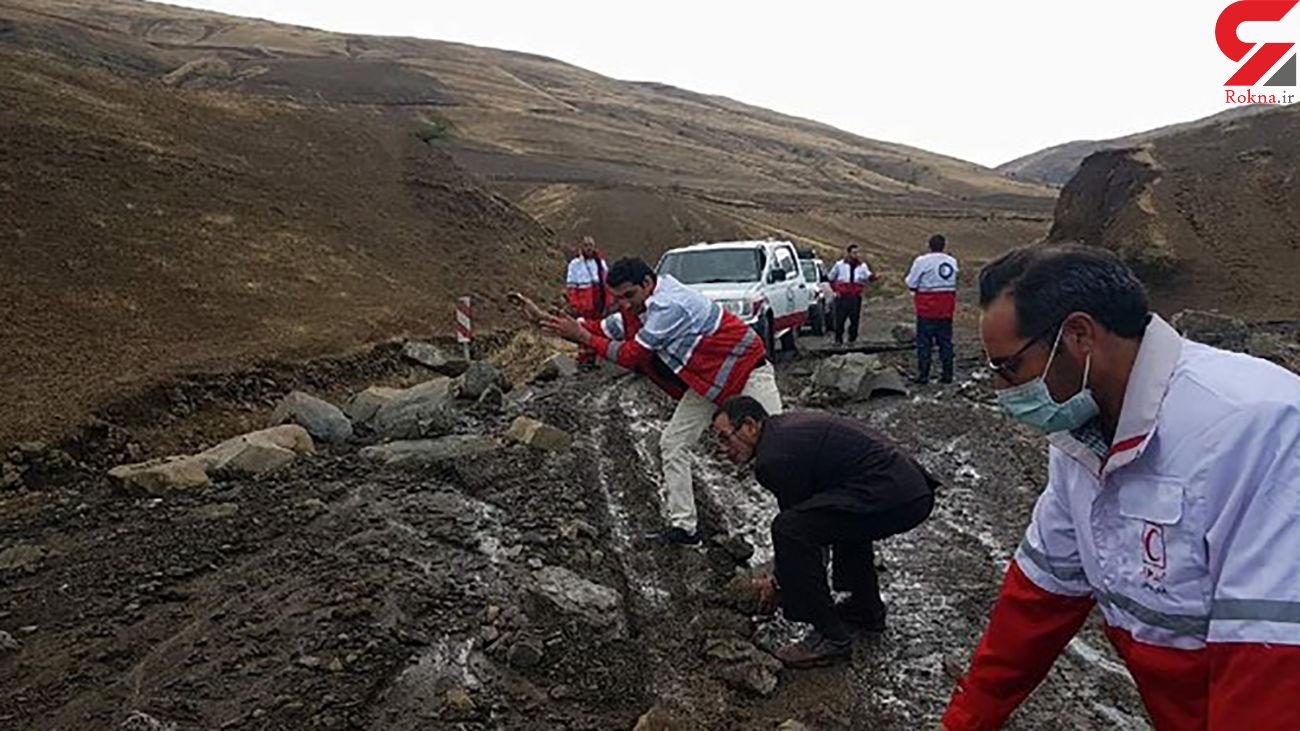 امدادرسانی به ۳۲۴ سیلزده در هرسین/ ۱۱ تیم عملیاتی به منطقه اعزام شد