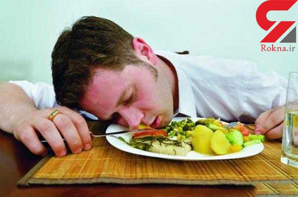 راهکارهای مقابله با خواب بعد از غذا خوردن