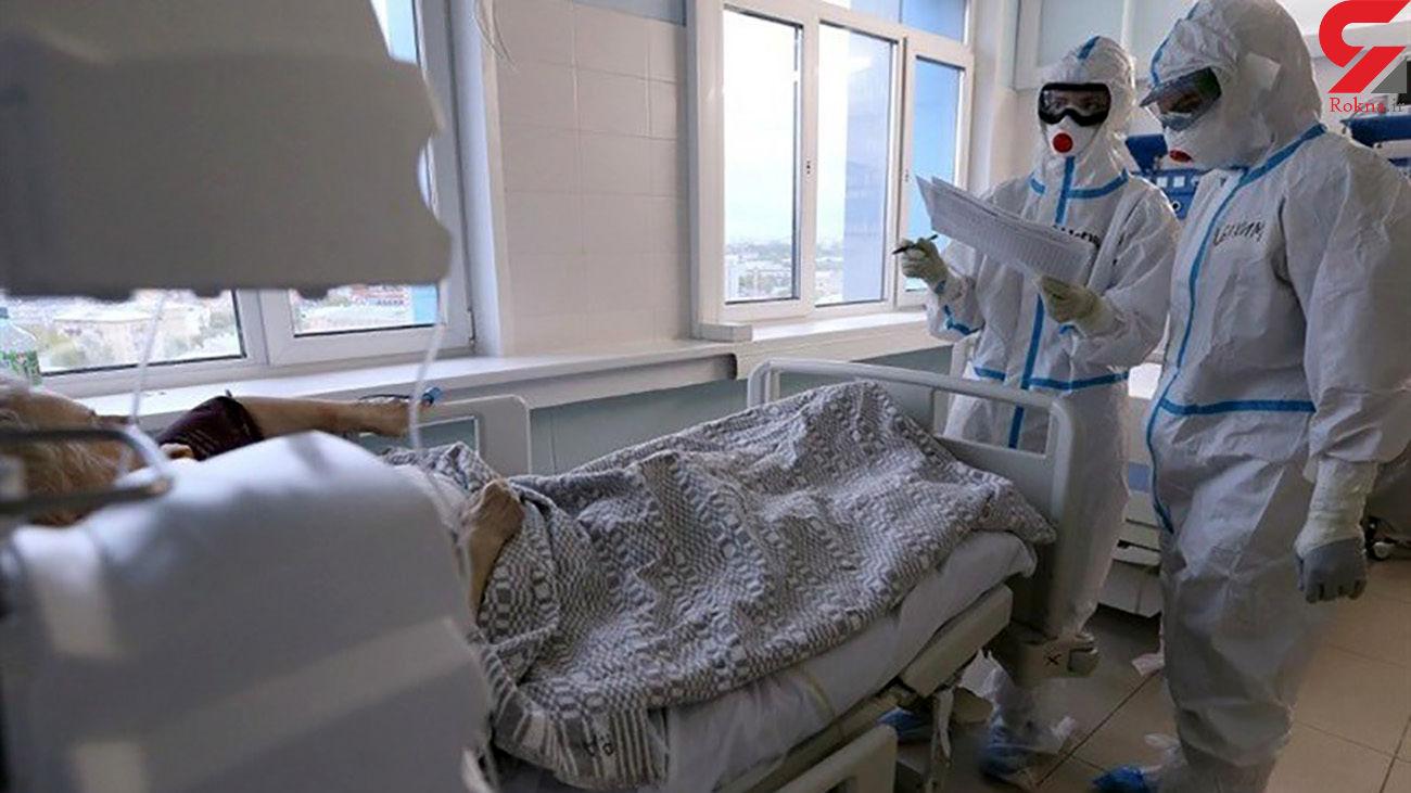 رسوایی در بخش کرونایی یک بیمارستان در تهران  + فیلم