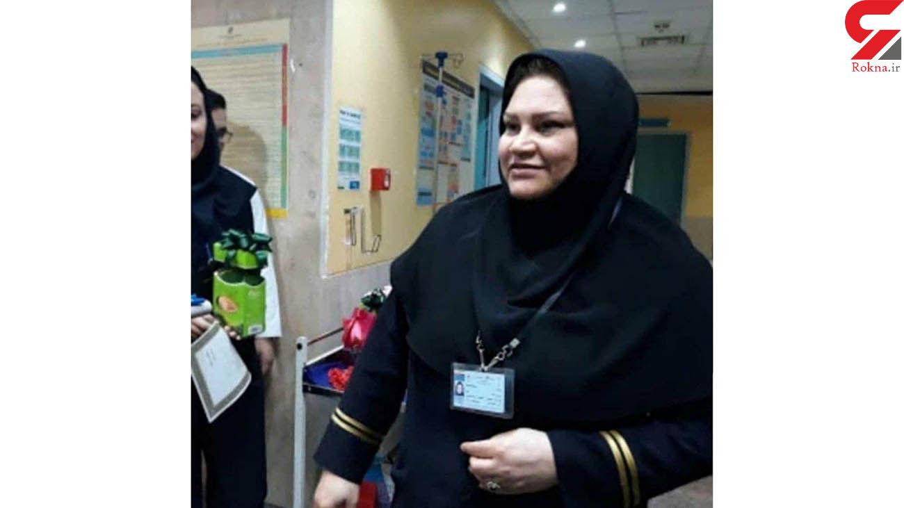 درگذشت مدیر پرستاری سرشناس بوشهر بر اثر ابتلا به کرونا + عکس