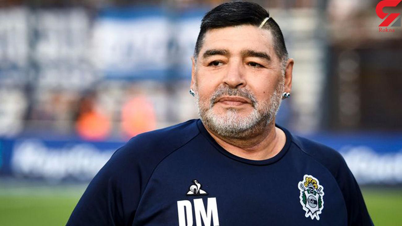 علت مرگ مارادونا مشخص شد / مقصر کیست؟!