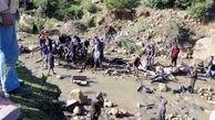 20 مصدوم در پی واژگونی اتوبوس زاهدان - مشهد