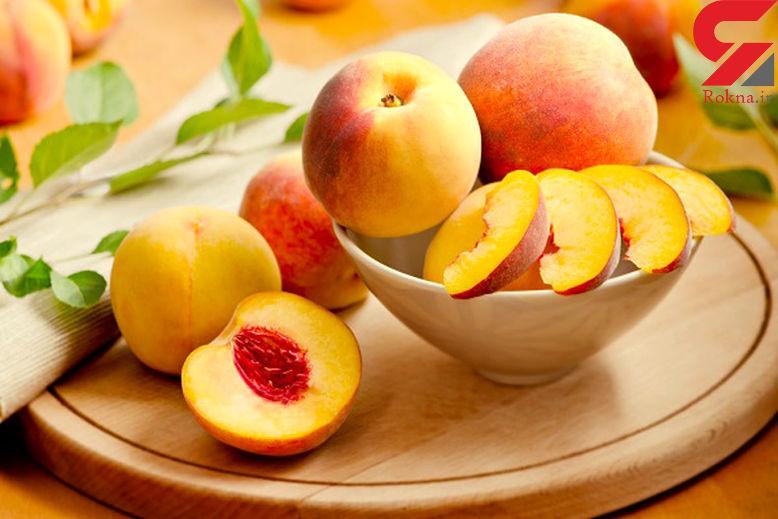 ضربه فنی بوی بد دهان با یک میوه