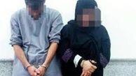 عروس و داماد به زندان رفتند / شلیک گلوله پلیس دقیق بود
