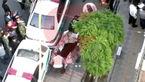 مریم همراه با جنازه مرد مطلقه بازداشت شد + عکس زن تهرانی