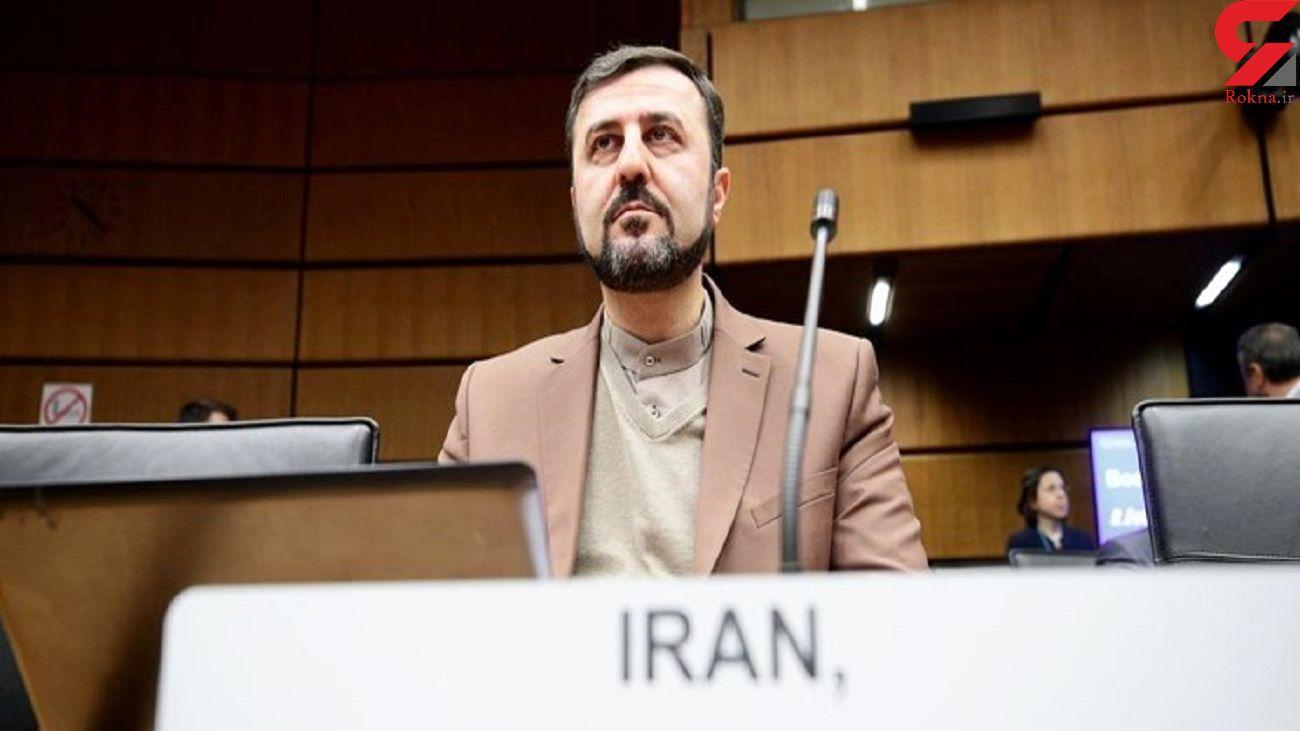 انتقاد نماینده ایران نسبت به غفلت آژانس از برنامه اتمی اسرائیل