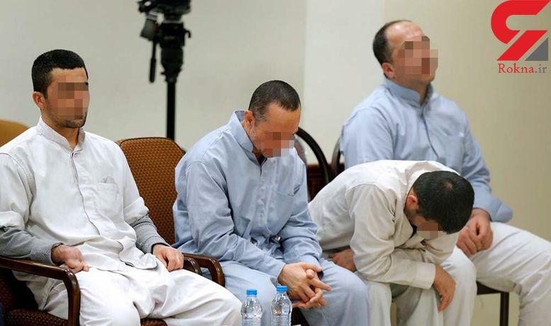 حکم اعدام 8 داعشی ایرانی تایید شد