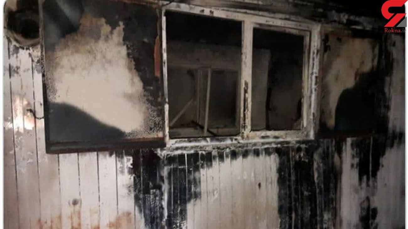 سوختن 3 دانش آموز در مدرسه کانکسی سردشت ! + فیلم و ناگفته ها