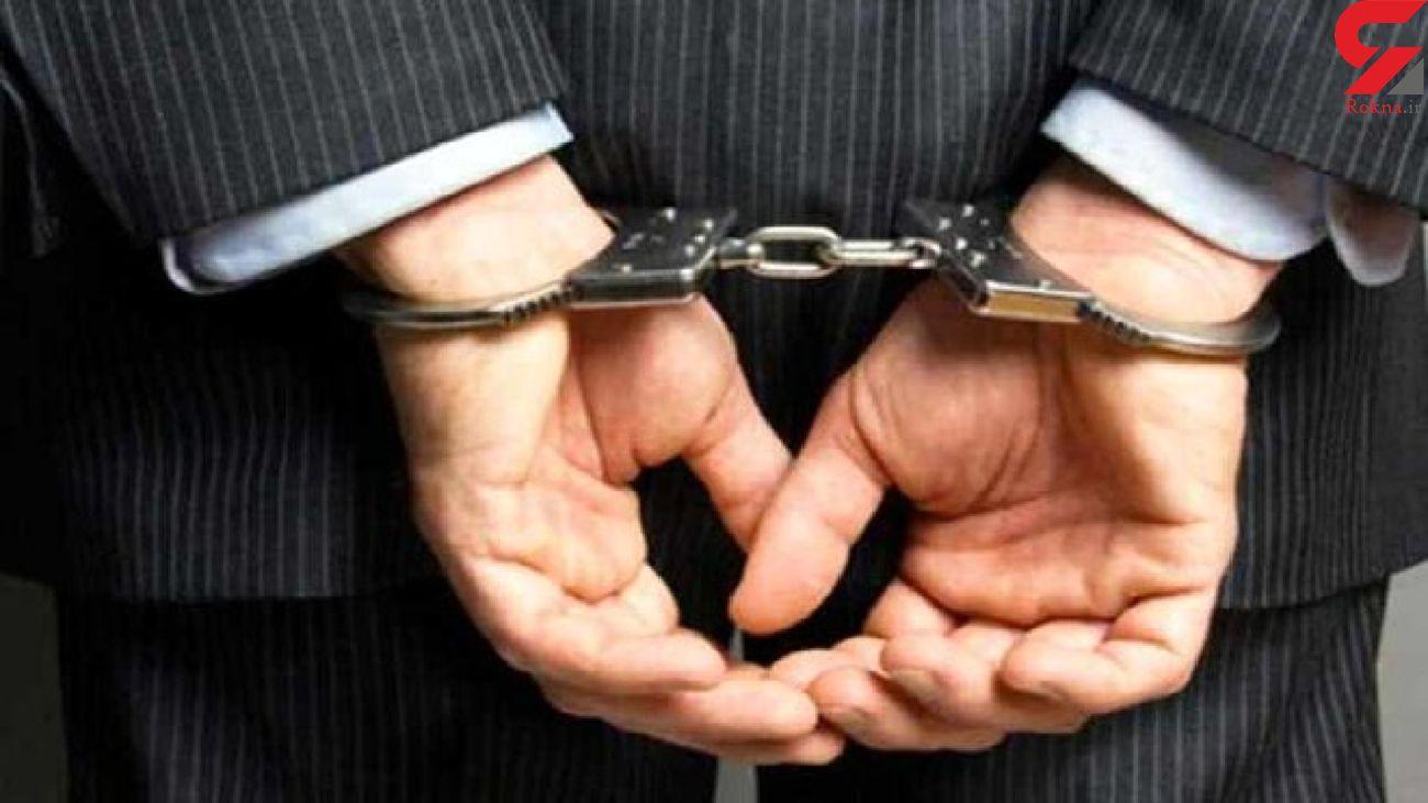 ابر بدهکار مالیاتی در دام پلیس کرمانشاه