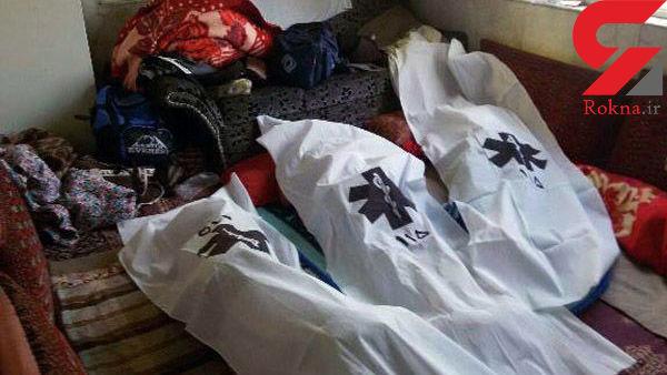 مرگ تلخ 4 جوان در رباط کریم +عکس
