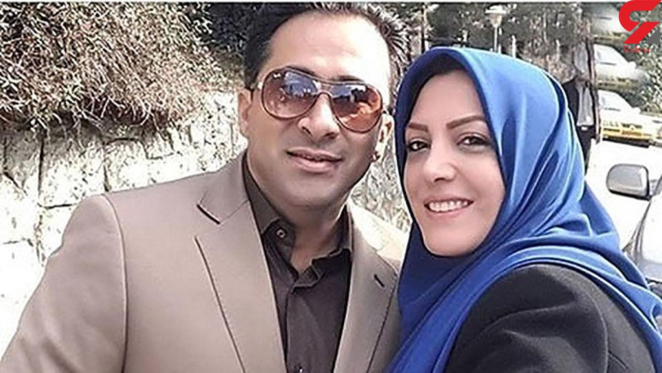 عصبانیت المیرا شریفی مقدم از شایعه بیماری همسرش
