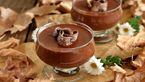 دسر فنجان شکلاتی+طرز تهیه