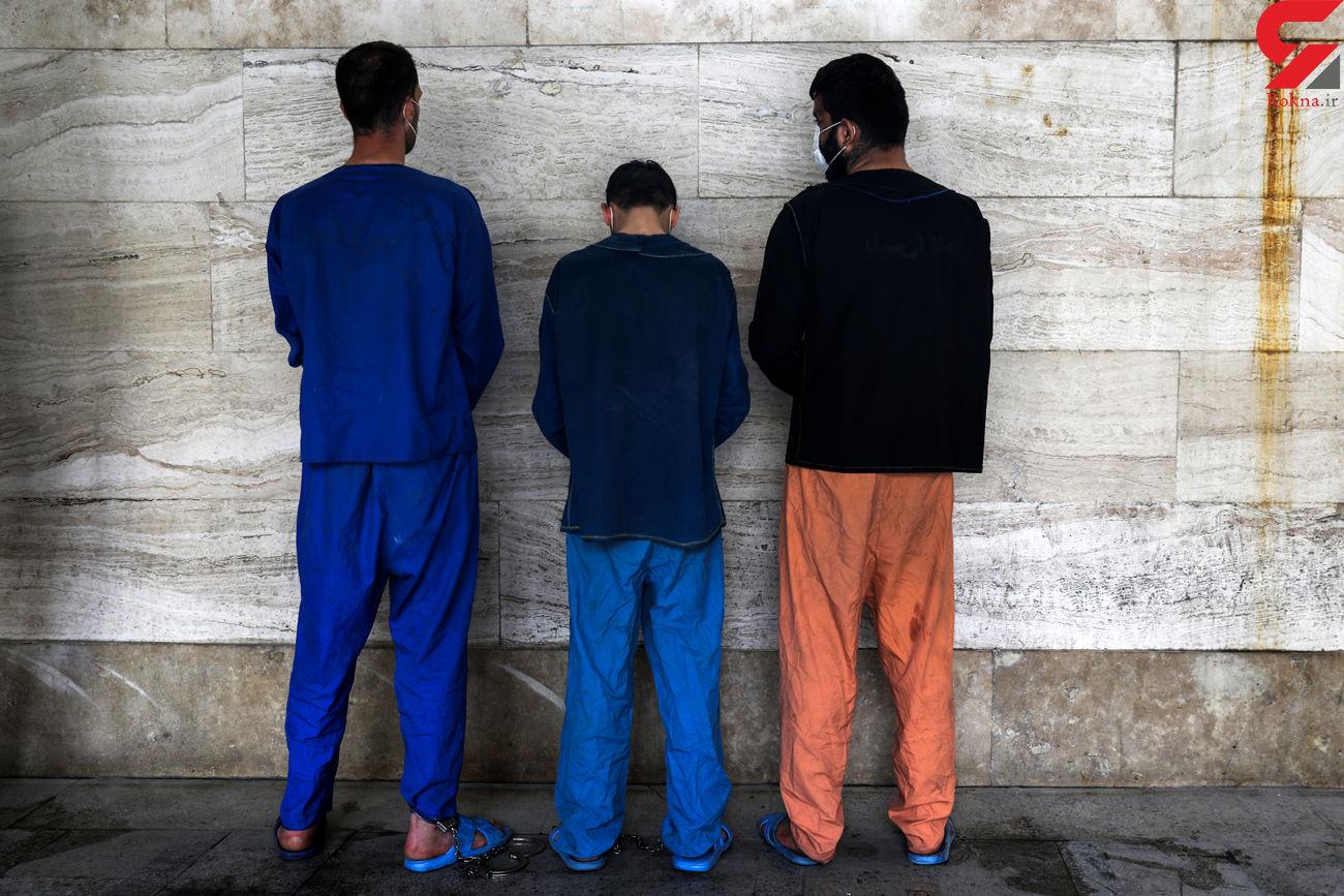سایت دیوار پاتوق مرموزانه دزدان عتیقه های تهران بود + عکس