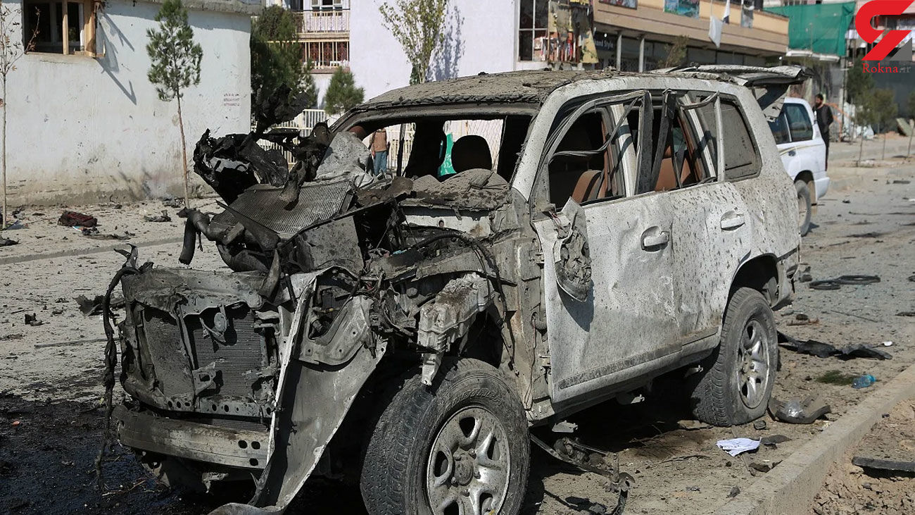 2 killed, 2 wounded in Kabul magnetic IED blast