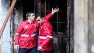 لحظه های نفسگیر 10 زن و مرد تهرانی در برج آتشین