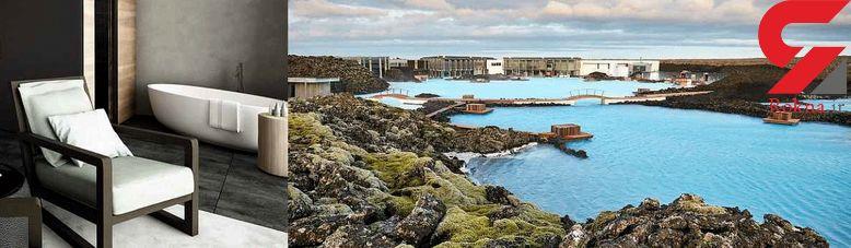 لوکس ترین هتل ایسلند را ببینید +عکس
