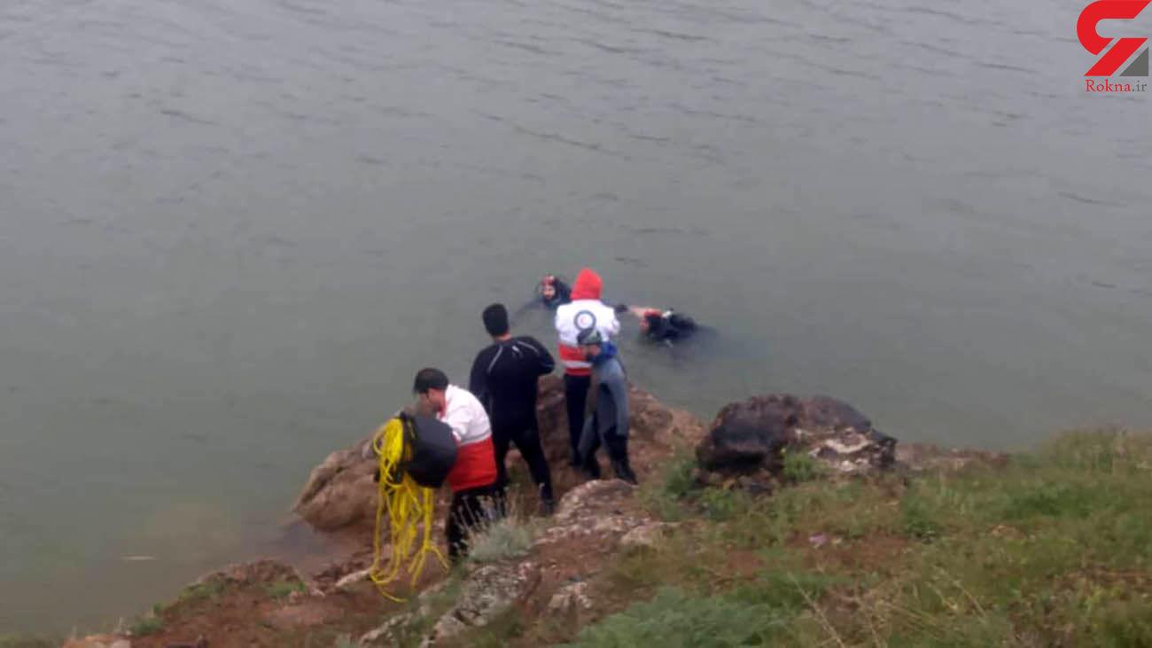 کشف جسد شناگر بروجردی پس از 8 روز