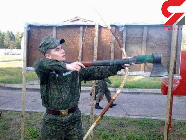 عکس های دیدنی / این اتفاقات فقط در روسیه رخ می دهد