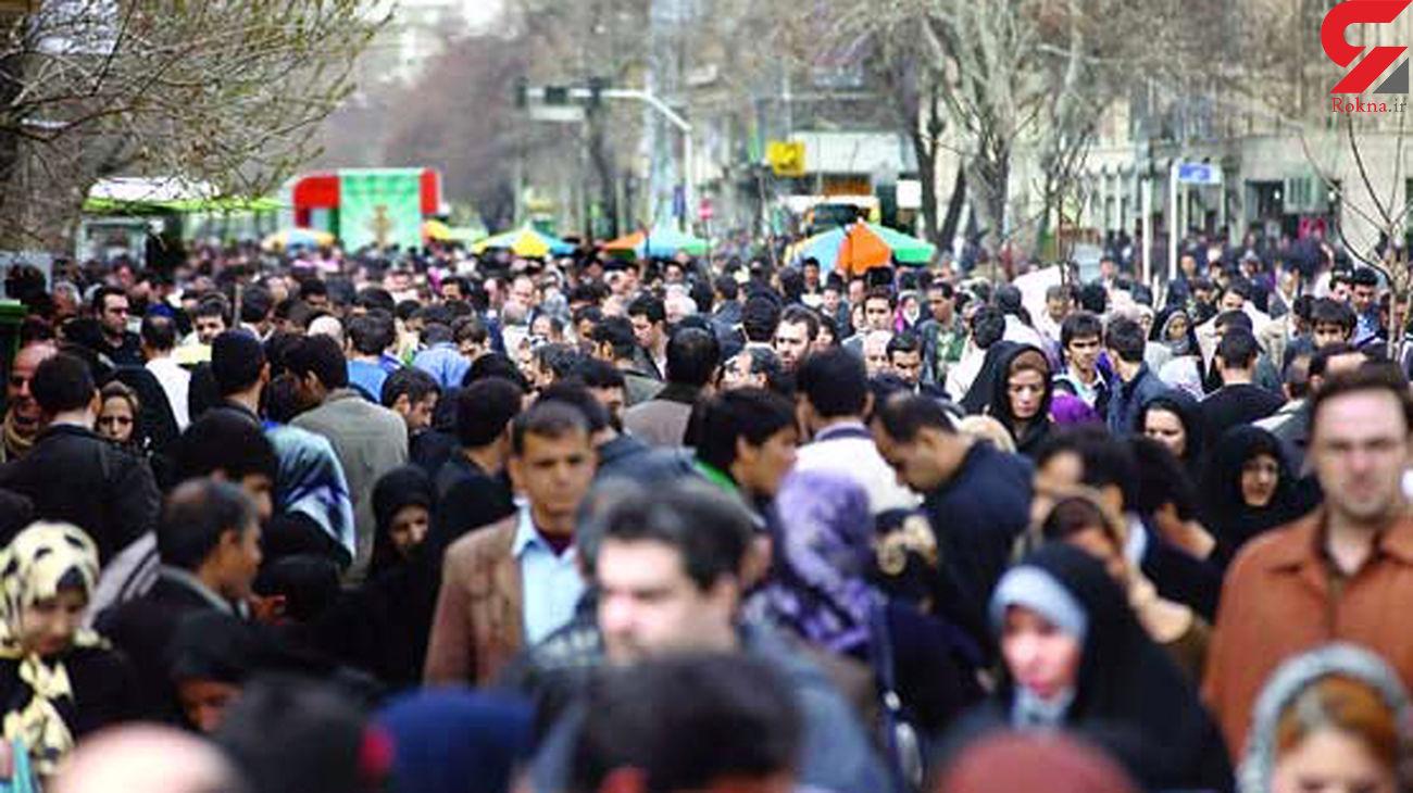 جمعیت ایران در ۸۰ سال آینده چقدر خواهد بود؟